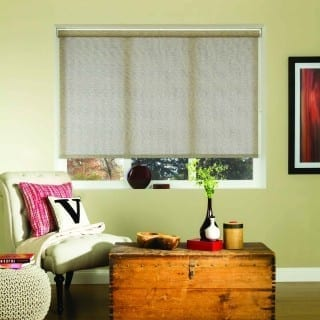 Roller Banbury Oatmeal Blinds
