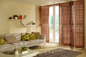 Tracked Shutters in Wakefield