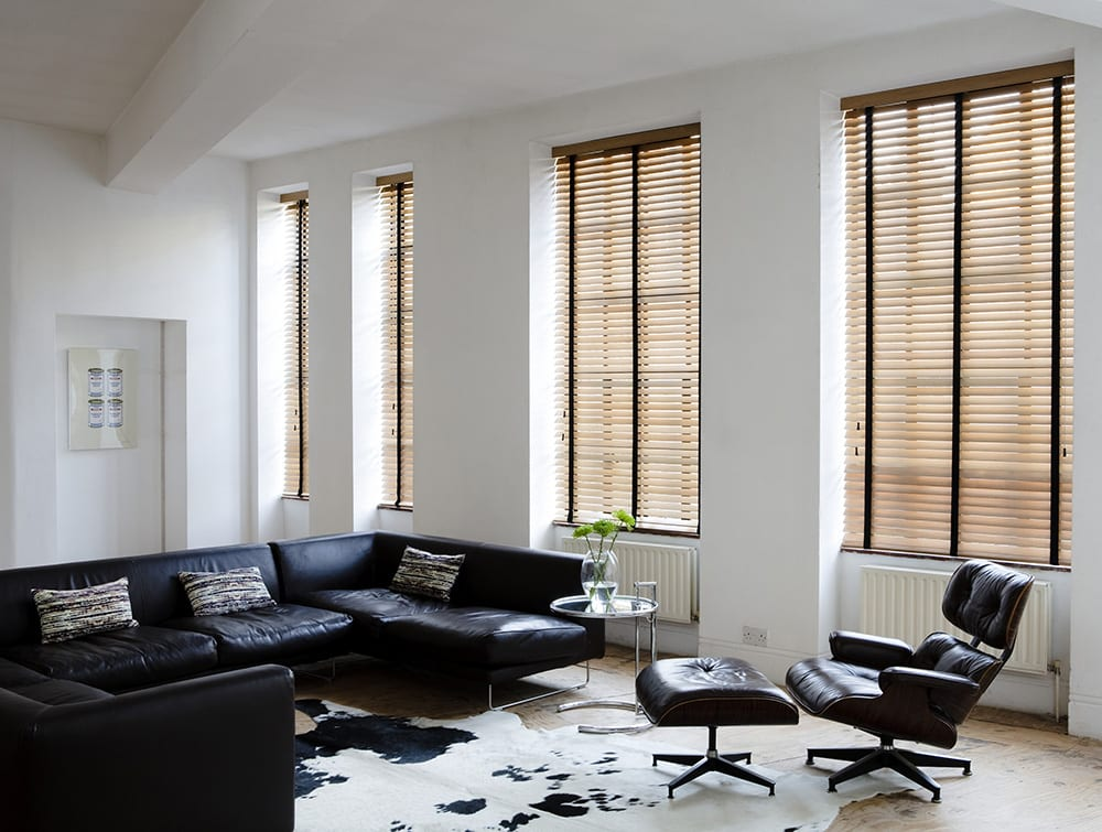 Wooden Blinds In Leeds Wakefield Fitted From 40 Solaire Blinds